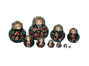 Mini Matrioshka
