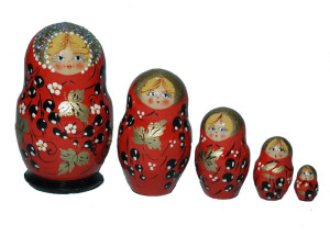 Flower Matrioshka