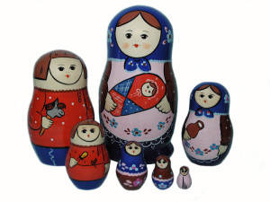 Family matrioshka
